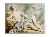 Venus with Doves  18th Century