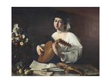 Lute-Player  C1595
