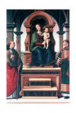 Madonna and Child with Saints  C1470-1523