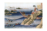 Oyster Fishing  C1785-1849