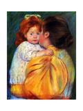 Maternal Kiss  1896