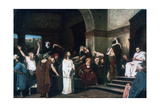Christ before Pilate  1881
