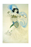 Dance of the Seven Veils, 1908 Giclée par Leon Bakst