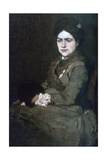 Mrs Munkacsy  C1864-1900