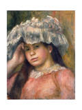 Young Girl in a Hat  1892-1894