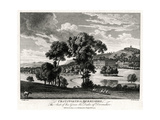 Chatsworth in Derbyshire  the Seat of His Grace the Duke of Devonshire  1775
