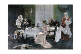 The Luncheon of Camille Desmoulins  1892