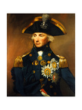 Rear Admiral Sir Horatio Nelson  1798-1799