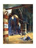 Ibrahim Agha Mosque  Cairo  Egypt  1928