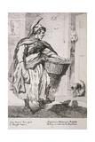 Mackerel Seller  Cries of London  1760