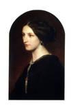Portrait of Countess Sophie Shuvaloff  1853