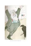 Walt Whitman  Inciting the Bird of Freedom to Soar  1904
