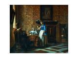 Interior Scene  C1650