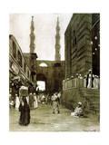 Bab El Fetouh  Cairo  Egypt  1928