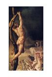 Calvary  Detail from Left Side Panel  1545-1550
