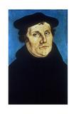 Martin Luther  German Protestant Reformer  C1529