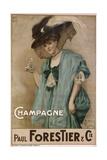 Champagne  19th Century