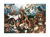 The Fall of the Rebel Angels  1562