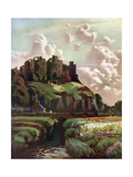Harlech Castle  Merionethshire  Wales  1924-1926