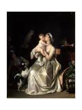 Motherhood  1800S