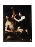 Marsyas and Apollo  Early 1650S