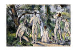 Bathers  1890-1894
