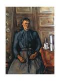 La Femme a La Cafetiere  C1890-1895