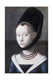 Portrait of a Young Girl  C1460