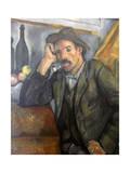 Smoker, C1890-C1892 Giclée par Paul Cézanne