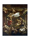 St Anthony of Padua Healing a Young Man  C1654-1705