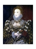 Elizabeth I  Queen of England and Ireland  1575