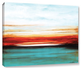 Sunset Gallery-Wrapped Canvas