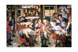 Rent Day  C1584-1638