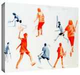 swuahs players Gallery-Wrapped Canvas