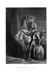 King Henry V (1387-1422)  before Harfleur  19th Century