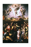 The Transfiguration  C1519-1520