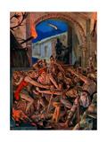 The Last Feast of Robert De Comines' Men at Durham  1069