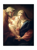 The Holy Family  1740S