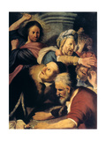 Christ Drives the Money-Changers from the Temple  1626