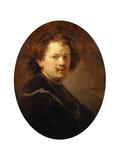 Self Portrait  1633