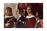 The Mass at Bolsena  (Detail)  1512