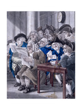 Stock-Jobbers Extraordinary  Stock Exchange  London  C1795