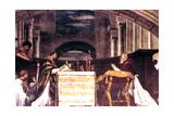 The Mass at Bolsena Detail  1512