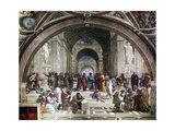 School of Athens  C1510