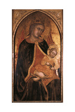 Madonna and Child  Late 14th-Early 15th Century