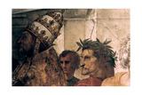 The Disputation on the Holy Sacrament (Detail)  1508-1509