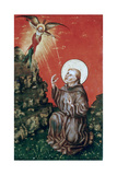 St Francis Receiving the Stigmata  C1430-1451