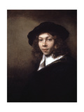 Youth in a Black Cap  1666