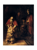 The Return of the Prodigal Son  C1668