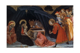 Epiphany, Late 14Th/Early 15th Century Giclée par Taddeo Di Bartolo